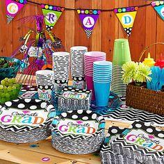 High School Graduation Party Ideas