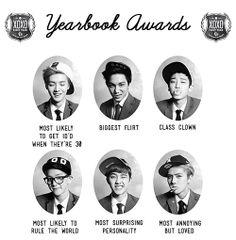 Exo class awards