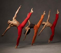 Modern dance: Alvin Ailey Dance Theater