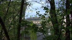 Starke Orte - Kunst-Ausstellung des Bochumer Künstlerbundes in der alten Turbinenhalle im Westpark an der Jahrhunderhalle Bochum.