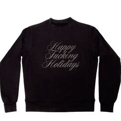 Happy Fucking Holidays. Available on atriumnyc.com and in NY store now.  (at Atrium NYC)