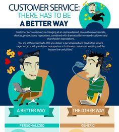 providing customer service the better way