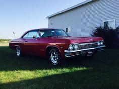 1965 Chevy Impala, Chevrolet Impala, My Dream Car, Dream Cars, Impalas, Camaro Rs, Super Sport, Muscle Cars, Cool Cars