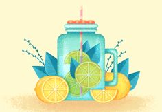 How to Add Texture to a Flat Illustration in Adobe Photoshop