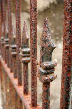 rusty fence - Google zoeken