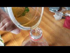 Glicerina liquida caseira com apenas 3 ingredientes - YouTube