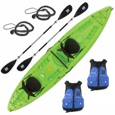 Ocean Kayak Malibu 2XL Tandem Kayak - Sport Package