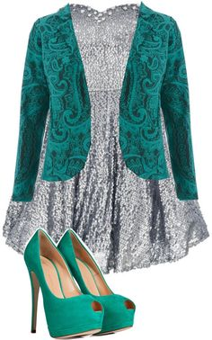 """""""& it's just a small party full of glitter &"""" by funkyfashion11 on Polyvore"""