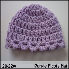 Mamma That Makes: Preemie Patterns--Links to items for babies as small as 20 weeks. Good patterns for micro-preemies