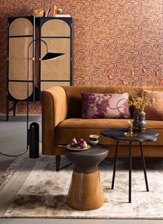 Fall has started 🍂🍁 Interior Stylist, Interior Design, Cosy House, Home Comforts, Cool Wallpaper, Interior Inspiration, Accent Chairs, Love Seat, Sweet Home