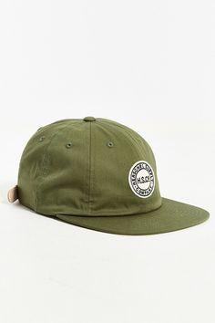 Herschel Supply Co. Glenwood Strapback Hat