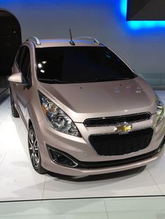 Chevy Spark Due In Usa This Summer