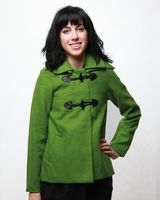 Iron Fist Loch Leven Coat - Green-Love