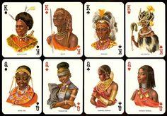 100 TRIBUS AFRICANAS