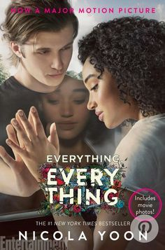 #everythingeverything Maddy and olly ♡ Nick Robinson and Amandla...I can't wait for the movie!! ❤