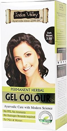 Permanent Hair Dye No Ppd Coloursafe Black 1