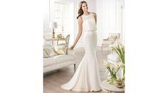 Vestido de novia Yamel de la colección Atelier 2014 de Pronovias.
