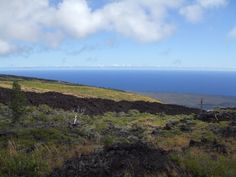 Driving through Volcanoes National Park on #Hawaii, the #BigIsland.