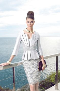Vestido de Madrina de Carla Ruiz 2013 - Modelo 88251