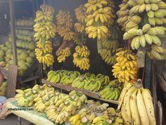 yellow like... bananas