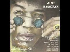"""Angel come down from heaven yesterday, she stayed with me just long enough for afternoon tea…"" - Jimi"