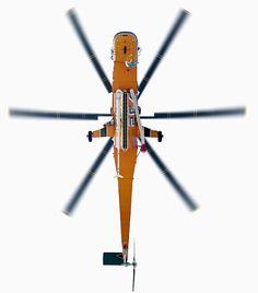 Sikorsky SK-64E Helicopter