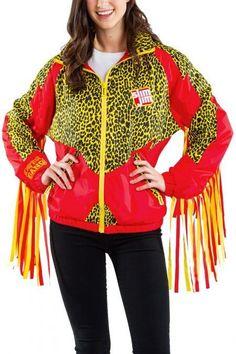 Women's Slim Jim Fringe Jacket