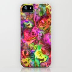 Colour Aquatica - Passion Pink iPhone Case by Lisa Argyropoulos