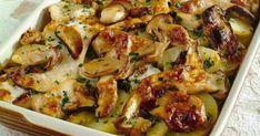 Sai quanti piatti puoi fare con funghi e patate? Dalla zuppa alla teglia al forno: scopri 10 antipasti, primi, secondi e contorni nutrienti e ricchi gusto.
