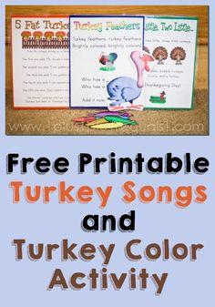 Turkey Songs for Kids