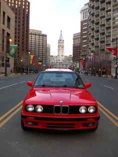 Love this car.  1989 BMW 318i.