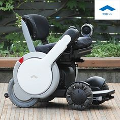 Cool design wheelchairs. I post wheelchairs of new products, prototypes and just design illustrations.