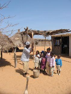 Senegal # village