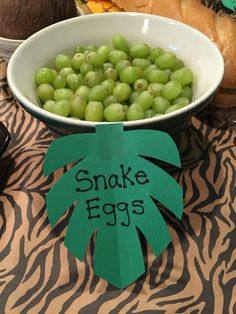 Tarzan themed Birthday Party.                                                                                                                                                                                 More
