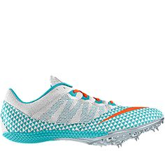 Just customised and ordered this Nike Zoom Rival S 7 iD Women's Track Spike from NIKEiD. #MYNIKEiDS