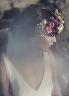 Laure De Sagazan 2014 by Laurent Nivalle, via Behance