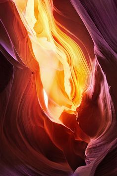 The Flame - Antelope Canyon, Arizona