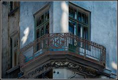 BUDAPEST BALCONES by DIEGO L. on 500px