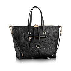 LOUISVUITTON.COM - Louis Vuitton Lumineuse PM (LG) MONOGRAM EMPREINTE Handbags