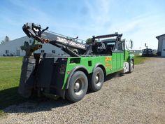 1995 Ford L-9000 Heavy Tow Truck   NCS Heavy Trucks & Equip 2015   K-BID