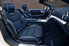 Mercedes-Benz SL by Graf Weckerle #mbhess #mbcars #mbtuning #GrafWeckerle