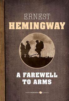 A Farewell to Arms - brillant!