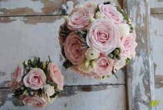 ramo de novia vintage y réplica en miniatura del ramo de novia para regalar. Mayula Flores