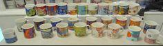 Starbucks Japanese City Artsy collection June 2013