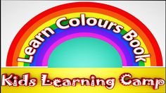 Learn Colours with Colour Book