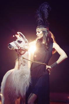 The Circus story for ELLE Bulgaria