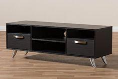 Dark Wood Tv Credenza : Buy indian hub jaipur dark mango drawer tv cabinet online cfs uk