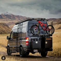 Sprinter van build with Aluminess gear out adventuring in Idaho! Sprinter van build with Aluminess gear out adventuring in Idaho! Mercedes Sprinter Camper, 4x4 Camper Van, Off Road Camper, Sprinter Van Conversion, Camper Van Conversion Diy, Transit Camper, Ford Transit, Accessoires 4x4, Outdoor