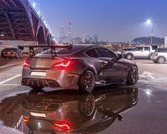 Hyundai Genesis Genesis Creation, Hyundai Genesis Coupe, Hyundai Cars, Hyundai Accent, Car Tuning, Modified Cars, Car Brands, Super Cars, Motorcycles