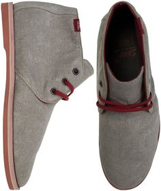 VANS DELTA SHOE > Mens > Footwear > Shoes | Swell.com